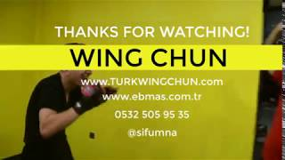 #Ebmas #WingTzun #ChiSao Training
