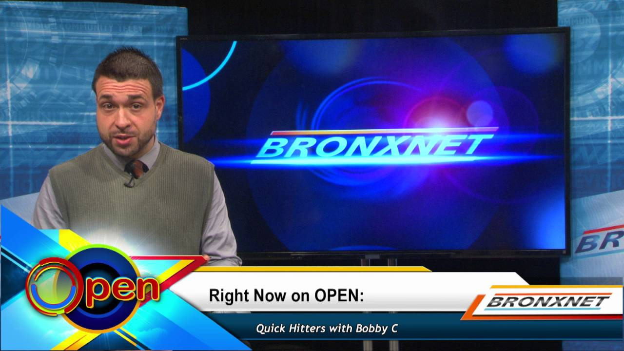 Sports Roundup with Bobby C | OPEN Friday | October 21st, 2016