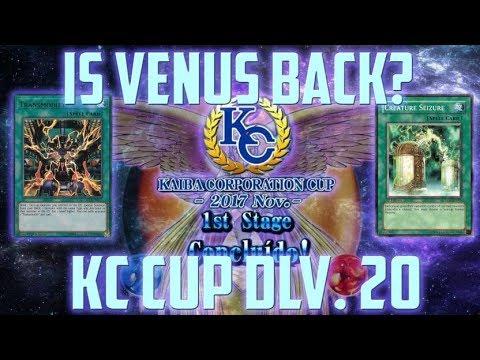VENUS VOLTA?? IS VENNUS BACK?? KC CUP DLV20 Yu-gi-oh Duel Links