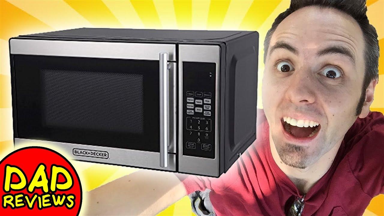 best small microwave black decker 0 7cu ft 700 watt microwave oven black em720cpn p review