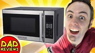 BEST SMALL MICROWAVE | BLACK+DECKER 0.7cu. ft. 700 Watt Microwave Oven Black EM720CPN-P Review