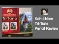 Tri Tone Magic Koh I Nor Pencils for Coloring Books Review