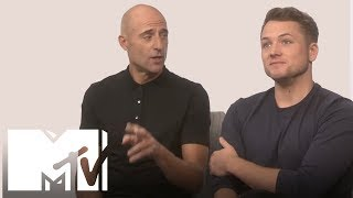 Kingsman: the golden circle deleted scenes – cast reveal favourites | mtv movies