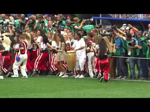 Kalinka featuring Ronaldinho at the Fifa World cup final 2018 in Moscow