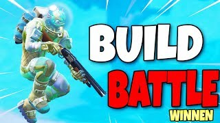 MEESTE ZIEKE BUILD BATTLE OOIT?! | Fortnite Battle Royale ft. Jur (Nederlands NL)
