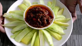 Ginisang Bagoong | How To Cook Sweet And Spicy Shrimp Paste | Filipino Recipe