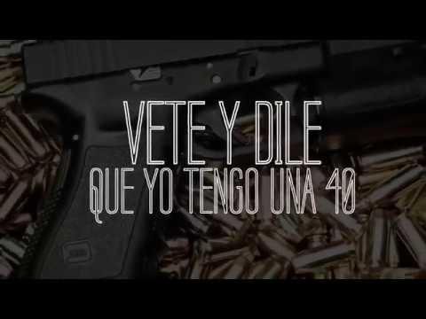 J Alvarez - Tentandome (feat. Anuel AA) [Video Lyric]