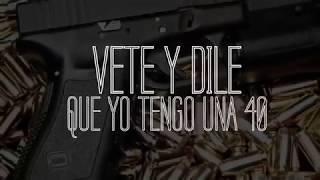 J Alvarez - Tentandome feat Anuel AA (Video Lyric) The Latest Hits