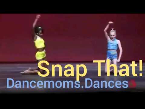 DANCE MOMS || Snap That ( FULL SONG )