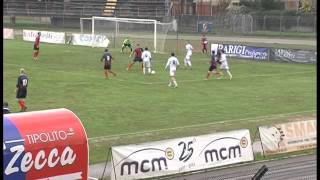 Aquila Montevarchi-Sinalunghese 1-0 Eccellenza Girone B