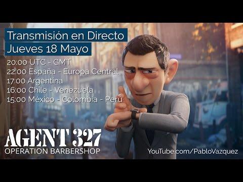 Agent 327 - Preguntas y Respuestas [Transmisión en Directo]
