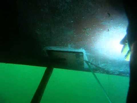 PACIFIC OCEAN UNDERWATER WELDING