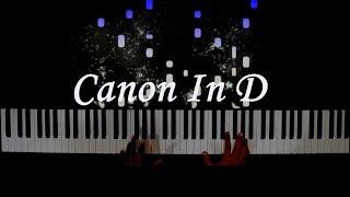 Canon In D - Johann Pachelbel (Piano Version)