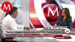 Hacienda desbloquea 29 cuentas de Altos Hornos de México
