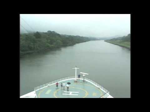 Panama Canal Timelapse - HD