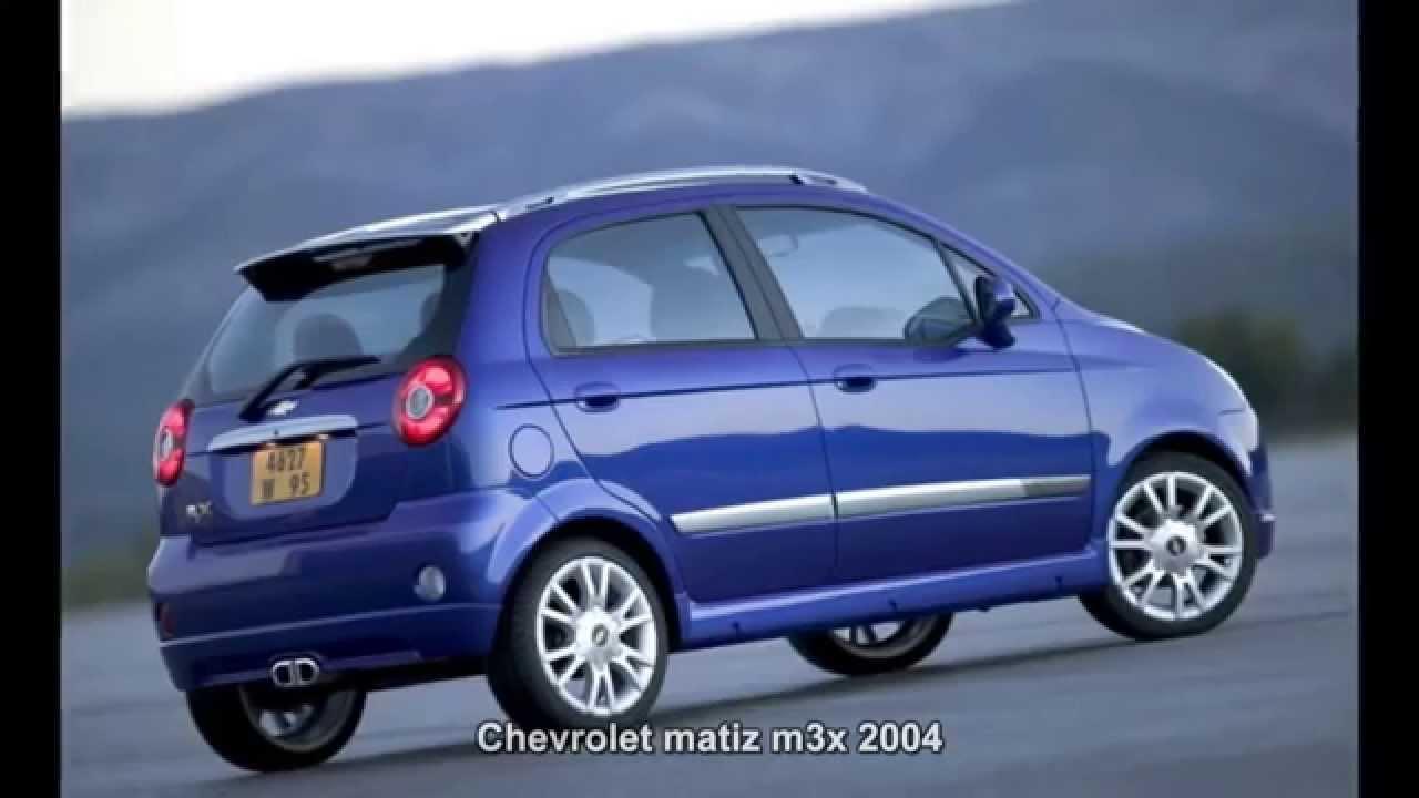 #1780. Chevrolet matiz m3x 2004 (Prototype Car)