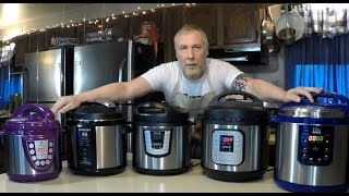 An Amazing 5 Pressure Cooker Meal