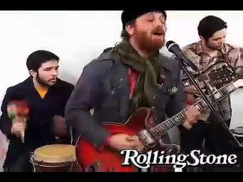 Dan Auerbach - Mean Monsoon (Live) Rolling Stone Magazine