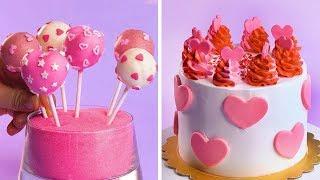 달콤한 하트 케이크 Delicious Sweet Hea…