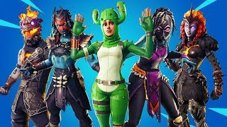 ALLE LEAKED SKINS & ITEMS in Fortnite Battle Royale! (Neue Fortnite Skins)