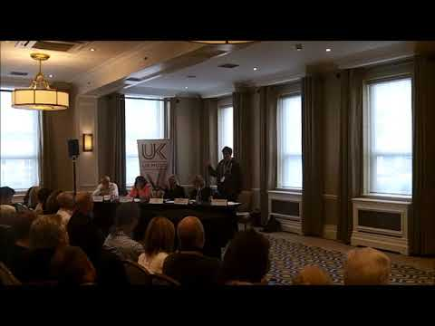 Jon Tolley at UK Music and Brexit event at Lib Dem Conference