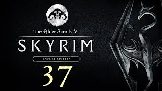 SKYRIM - Special Edition #37 : Beware The Zappy Thing!