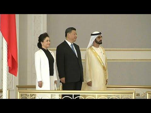 الإمارات تحتفي بزيارة شي جينبينغ.. وبن راشد يغرّد بالصيني!!…  - نشر قبل 2 ساعة