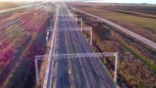 Крымский мост Железнодорожные подъездные пути
