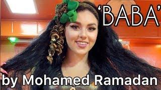 ALLA SMYSHLYAEVA BELLYDANCER  'BABA' by Mohamed Ramadan
