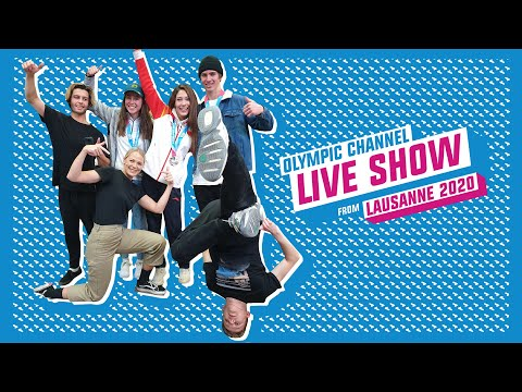 LIVE - Olympic Channel Live Show - Day 12 | Lausanne 2020