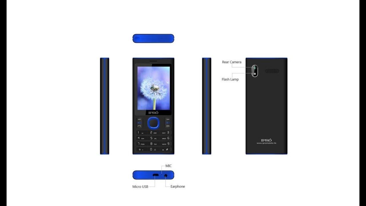 Телефон с телевизором Ipro I3280 из Китая (Алиэкспресс)/Mobile phone with TV from China (Aliexpress)