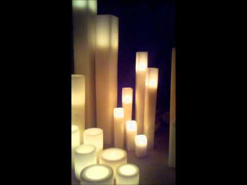 QCandles.com -  Manufacturer of Hollow Wax Candles, Wax Luminaries, Hurricane Candles