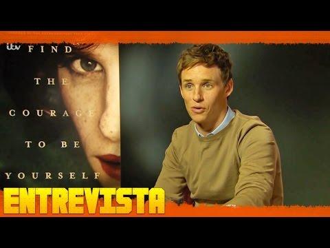 LA CHICA DANESA Entrevista (Eddie Redmayne) Subtitulado