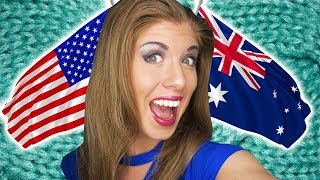 AMERICA vs AUSTRALIA - The Differences!