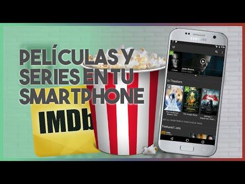 Películas y  series en Android en español - IMDb