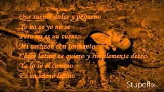 "Geri Halliwell ""Mi Chico Latino"" (With Lyrics) HD"