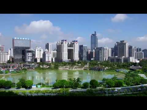 【视频看中国】Nanning,A green city full of charm