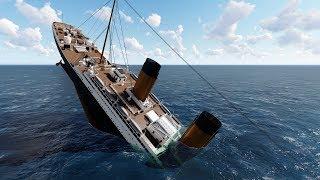 Lumion Titanic Animation