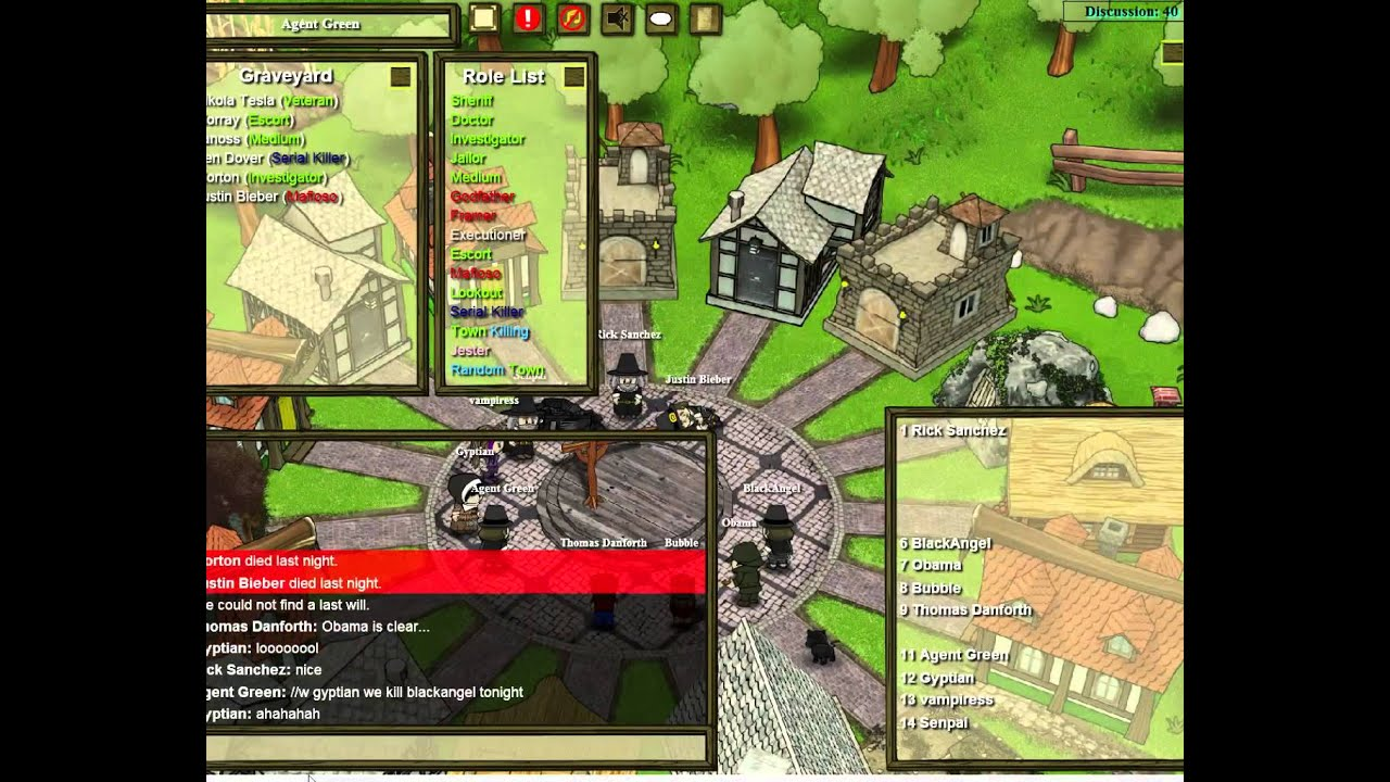 how to play jester town of salem