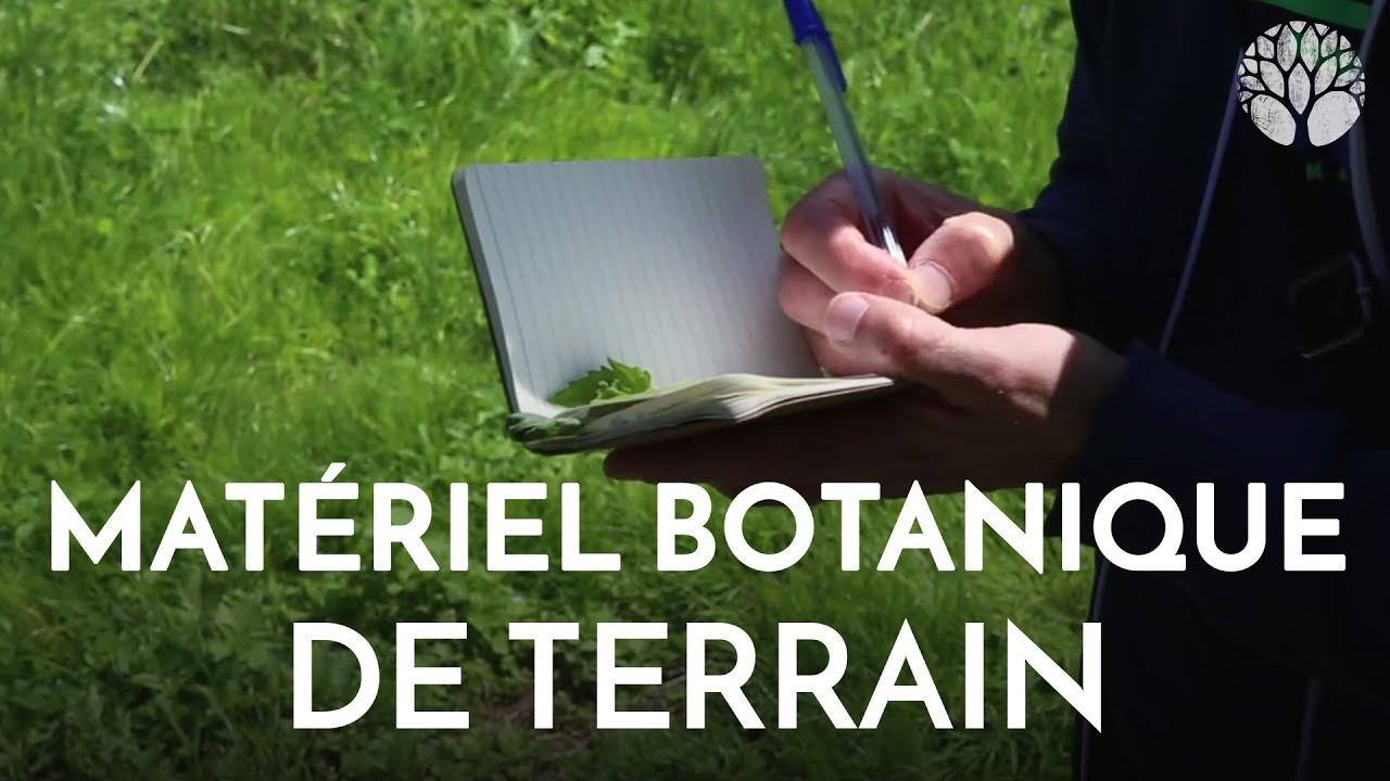 Quel est le matériel : livres et sites pour la botanique de terrain, l'autonomie en cueillette