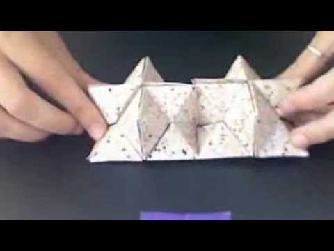 Rhombic Dodecahedron Flip Cube