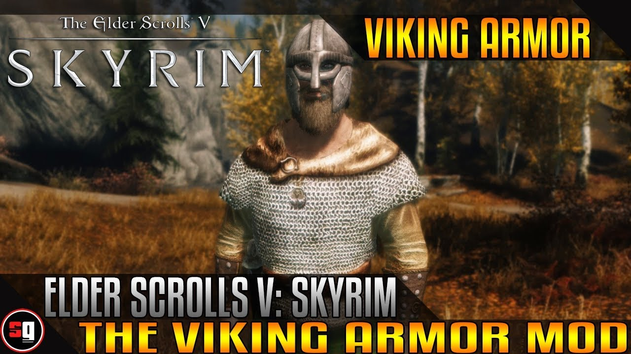 The Elder Scrolls V: Skyrim - Viking Armor Mod - YouTube | 1280 x 720 jpeg 168kB