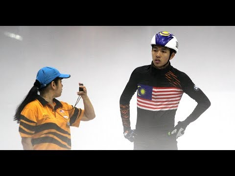 KL SEA Games: Hopes for Malaysia to stamp their mark in winter sports