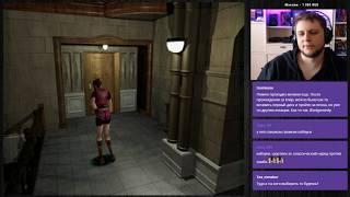 Resident Evil 2 - Стрим третий