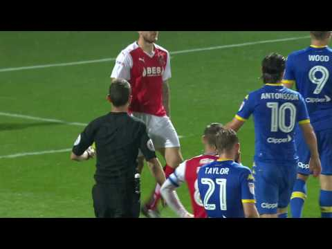 Fleetwood Town 2-2 Leeds United (4-5 on pens) | Highlights