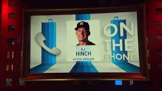Astros Manager A.J. Hinch: Keep the Shift But Lower the Mound | The Rich Eisen Show | 6/22/18