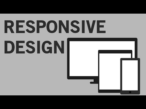 HTML5 And CSS3 Responsive Design With Media Queries