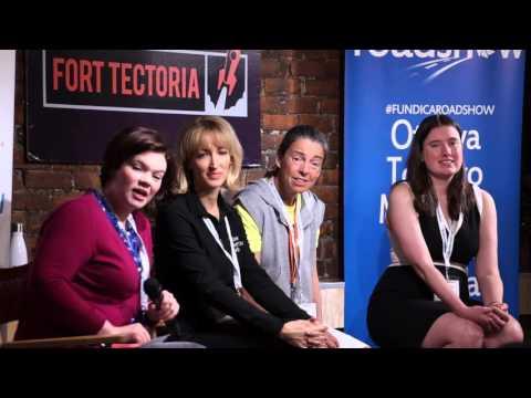 Fort Tectoria -- Women in Tech Panel