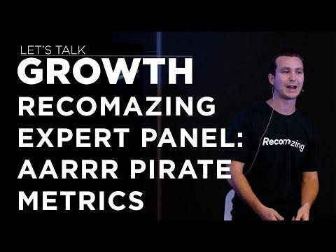Let's Talk Growth - AARRR Pirate Metrics - Expert Panel