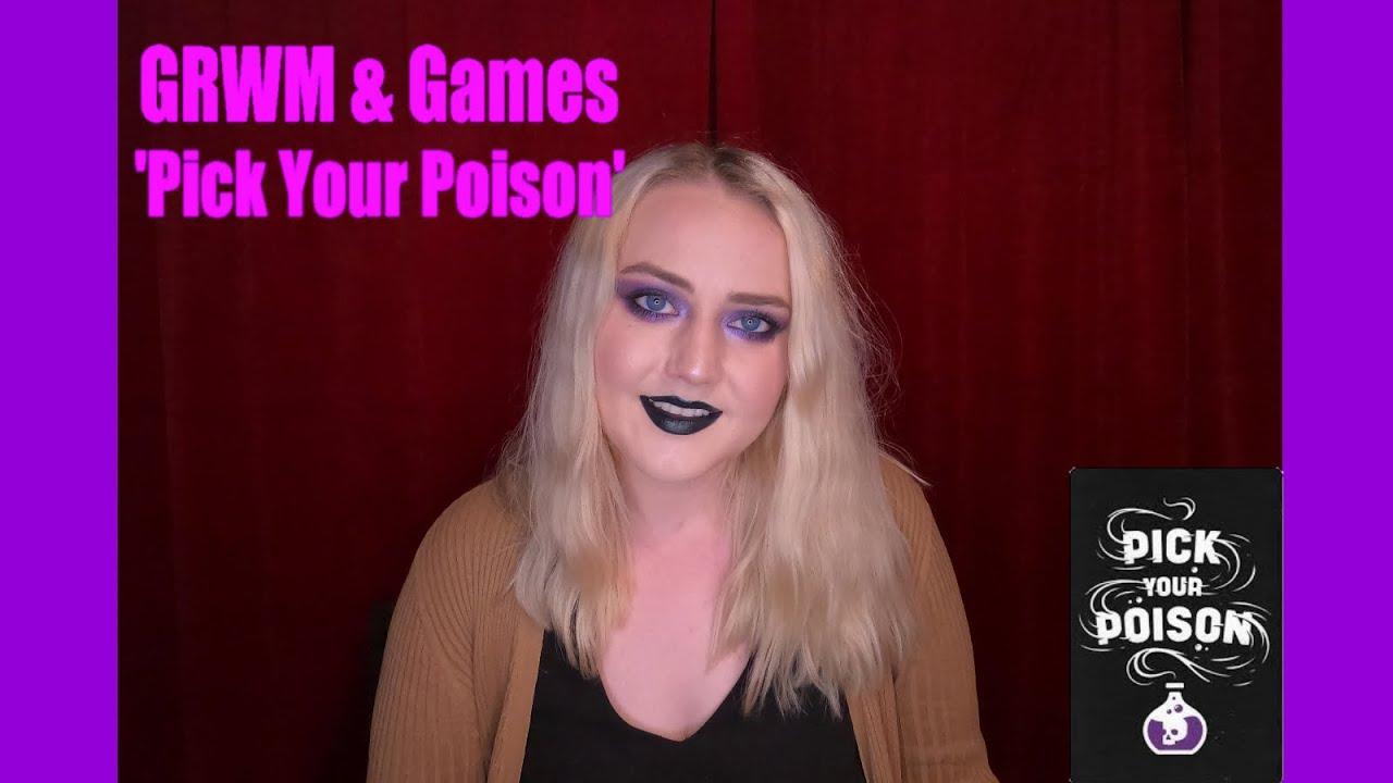 Grwm Games Pick Your Poison Youtube Pubg mobile là game bắn súng sinh tồn được yêu thích nhất trên toàn thế giới đã được phát hành chính thức tại việt nam duy nhất bởi vng. youtube